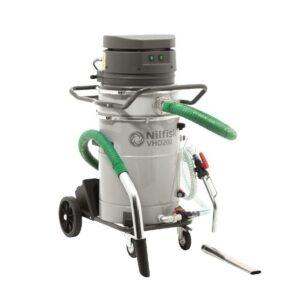 Nilfisk VHO200CB 4010400054 - Odkurzacz do wiórów metalowych i emulsji, chłodziwa, oleju