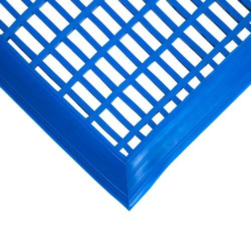 COBA Leisure Mat - Bezpieczna mata z PCV do obiektów rekreacyjnych, niebieska