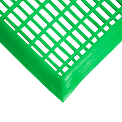 COBA Leisure Mat - Bezpieczna mata z PCV do obiektów rekreacyjnych, zielona