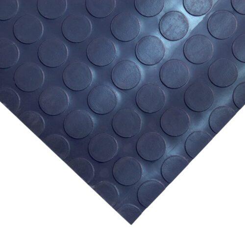 COBAdot Nitryl - olejoodporna gumowa wykładzina podłogowa
