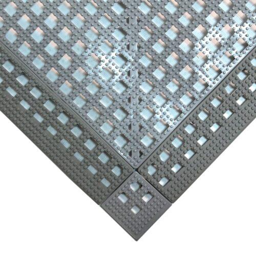 COBA Flexi-Deck - mata higieniczna, szara