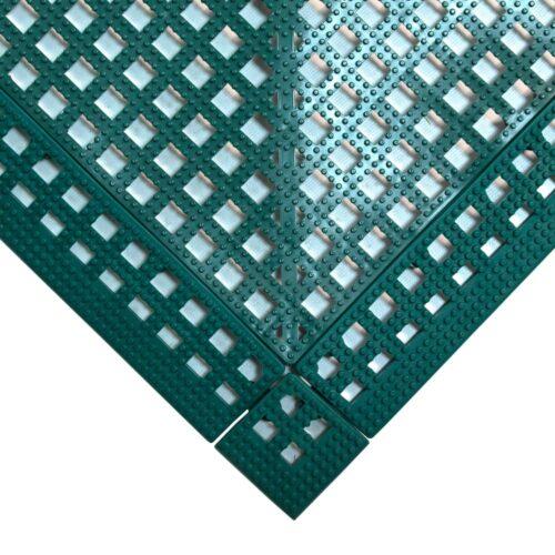 COBA Flexi-Deck - mata higieniczna, zielona