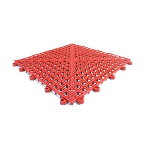 COBA Flexi-Deck - mata modułowa czerwona