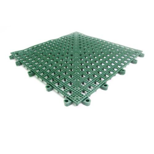 COBA Flexi-Deck - mata modułowa zielona