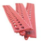 COBA Flexi-Deck - najazdy, rampy czerwone