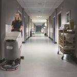 Nilfisk SC500 - klinika, szpital