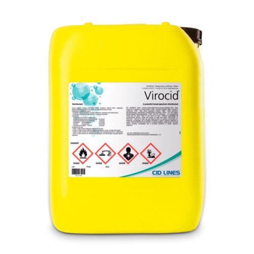 Preparat do mat dezynfekcyjnych VIROCID, koronawirus