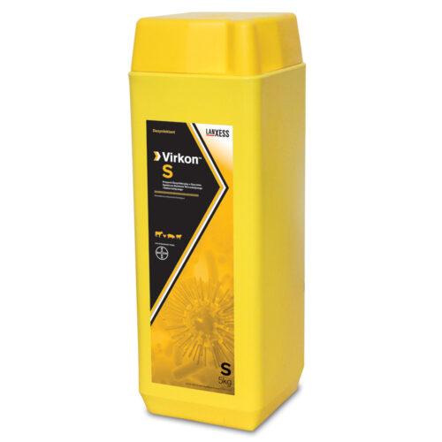 VIRKON S 5 kg - preparat do mat dezynfekcyjnych