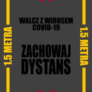 Mata Zachowaj dystans -179 Deco Design Imperial