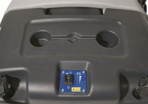 Nilfisk SW750 - Panel sterowania