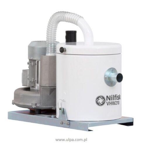Nilfisk VHW210 - odkurzacz stacjonarny do maszyn