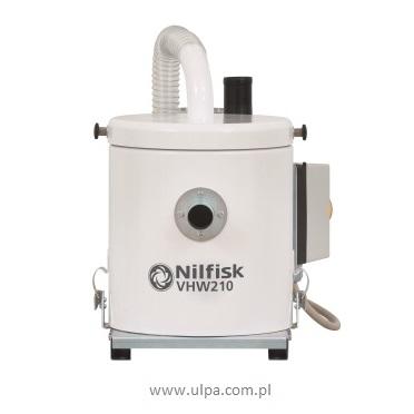 Nilfisk VHW210 T - odkurzacz do maszyn