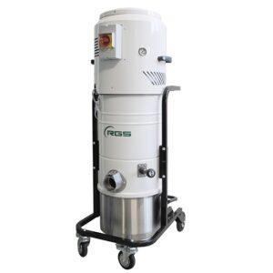 RGS A21P - Odkurzacz przemysłowy trójfazowy
